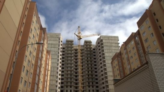 Многоквартирные дома в Бутурлиновке строят для жителей аварийных домов
