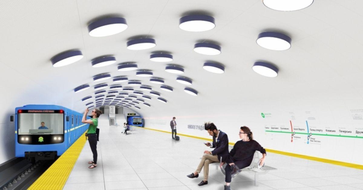На новых станциях метро комнаты полиции будут строиться из стекла