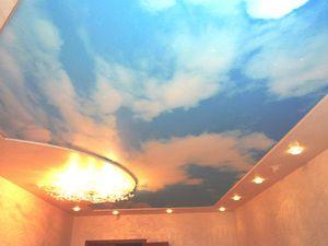 Натяжные потолки Сарос плюс