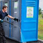 Средства для обслуживания портативных биотуалетов