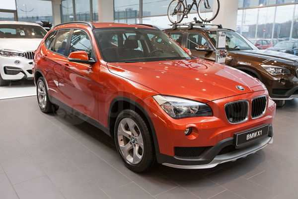 BMW X1 18i sDrive AT