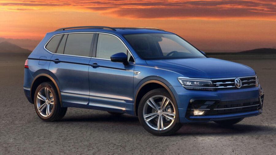 Самый надежный немецкий дизельный кроссовер - Volkswagen Tiguan