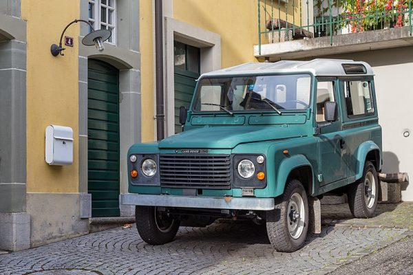 Land Rover Defende