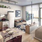 НЕДВИЖИМОСТЬ: плюсы и минусы квартиры-студии